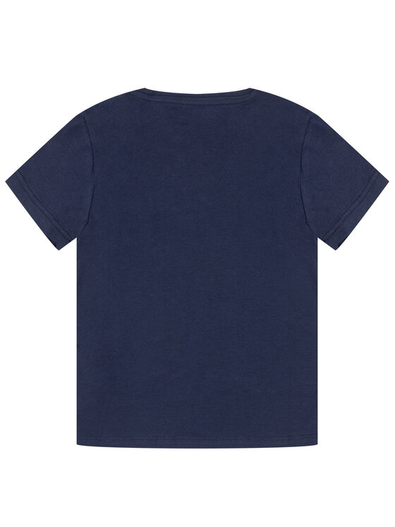 Guess Guess T-Shirt K01I10 K9IY0 Σκούρο μπλε Regular Fit
