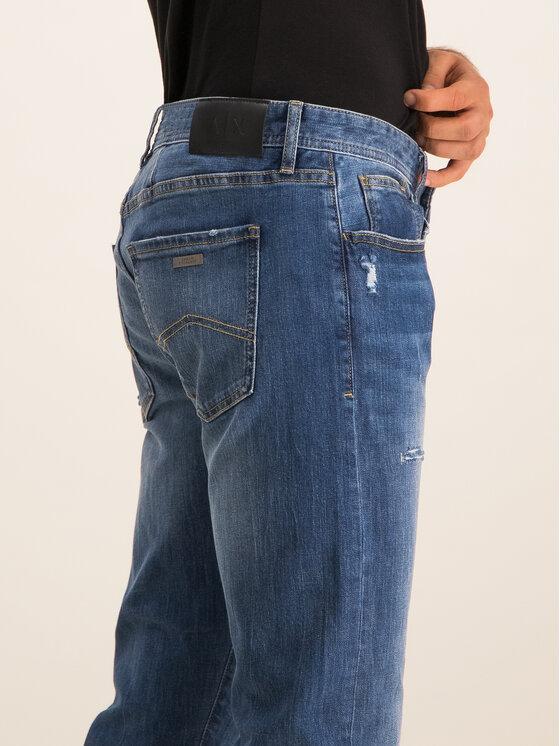 Armani Exchange Armani Exchange Slim Fit Jeans 6GZJ13 Z2GXZ 1500 Dunkelblau Slim Fit