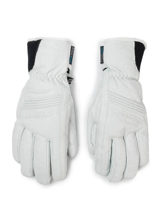 Ziener Slidinėjimo pirštinės Kildara As(r) Pr Lady Glove 191110 Balta