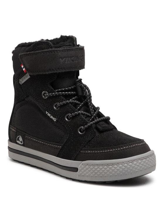 Viking Laisvalaikio batai Zing Gtx GORE-TEX 3-84500-203 Juoda