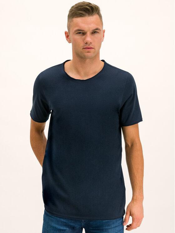 Hugo Hugo T-Shirt Depusi 50415748 Σκούρο μπλε Regular Fit