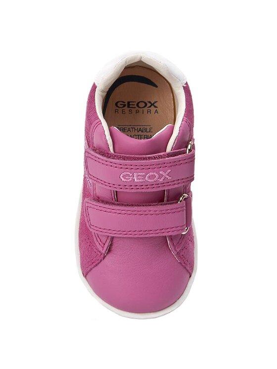 Geox Geox Półbuty B Flick G. G B5234G 02243 C8002 Różowy