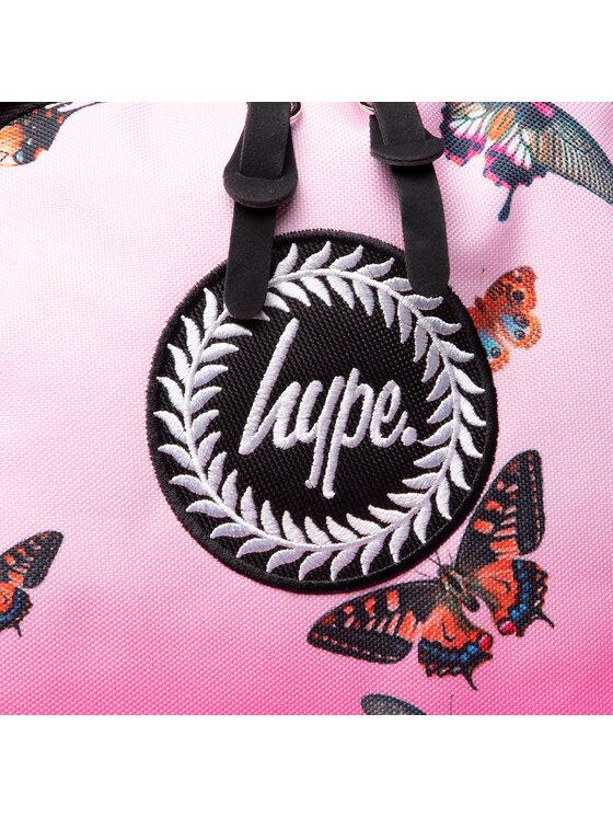 HYPE HYPE Plecak Gradient Butterfly BTS21033 Różowy
