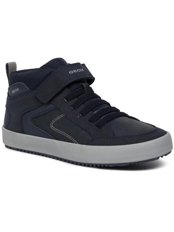 Geox Geox Sneakers J Alonisso B. N J942CN 0FUAU C0661 D Schwarz