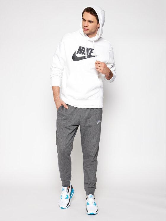 Nike Nike Bluza Sportswear Club Fleece BV2973 Biały Standard Fit