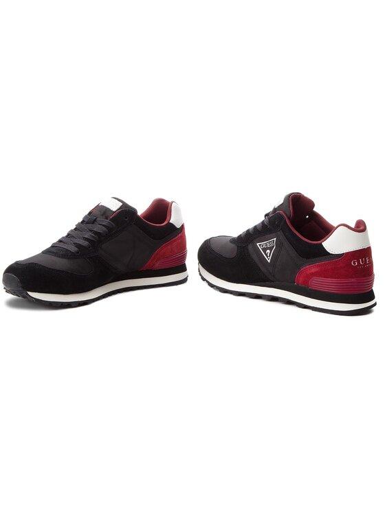 Guess Guess Sneakersy FMCRL3 SUP12 Černá