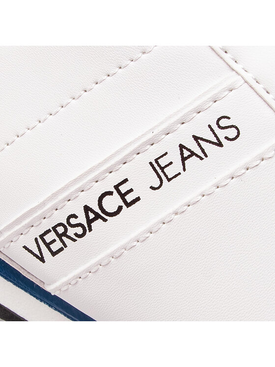 Versace Jeans Versace Jeans Сникърси E0YTBSA1 Бял
