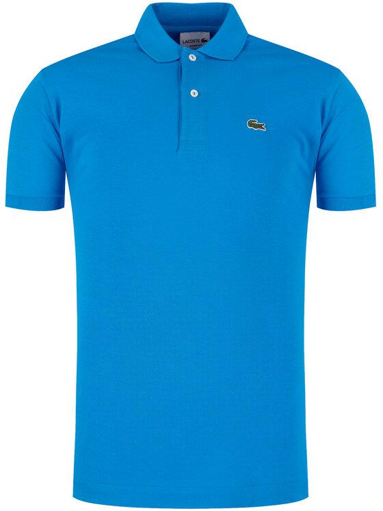 Lacoste Lacoste Polo L1212 Bleu Classic Fit