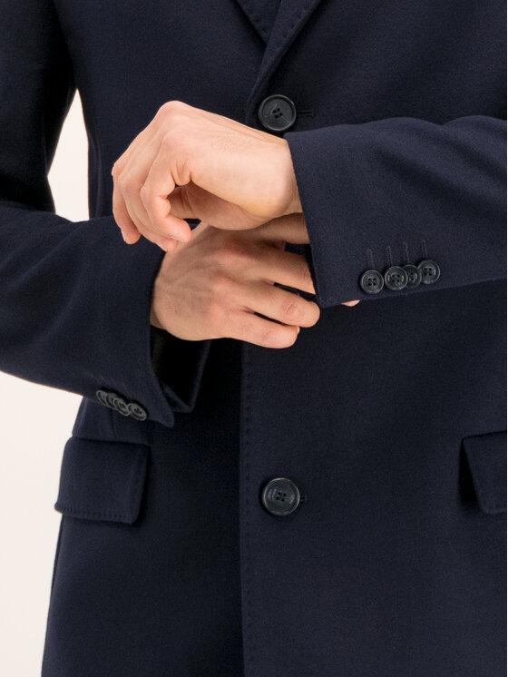 Hugo Hugo Manteau en laine Migor1941 50415870 Bleu marine Regular Fit