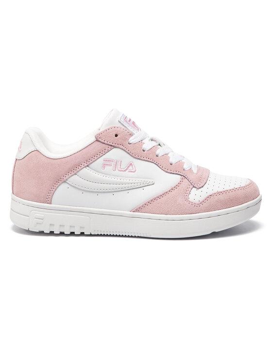 Fila Fila Sneakersy Fx100 Cb Low Wmn 1010618.02S Biela