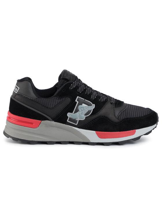 Polo Ralph Lauren Polo Ralph Lauren Sneakersy Trackstr 100 809778669003 Čierna