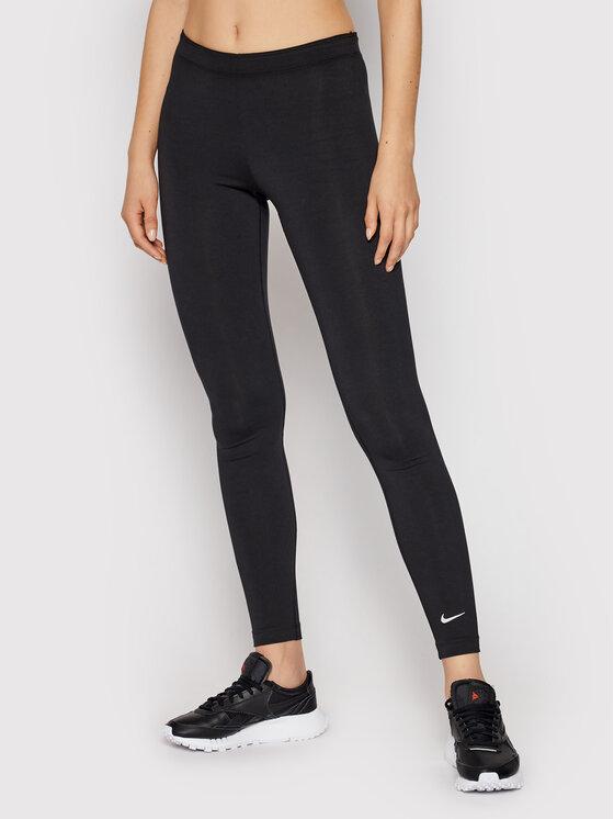 Nike Nike Legginsy CT0739 Czarny Slim Fit