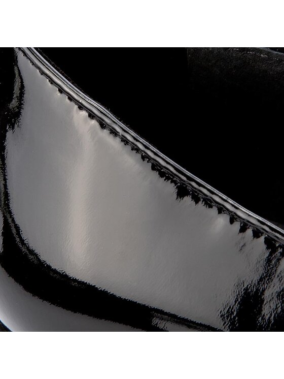 Gino Rossi Gino Rossi Lords Alba DMH562-S48-0600-9900-0 Μαύρο