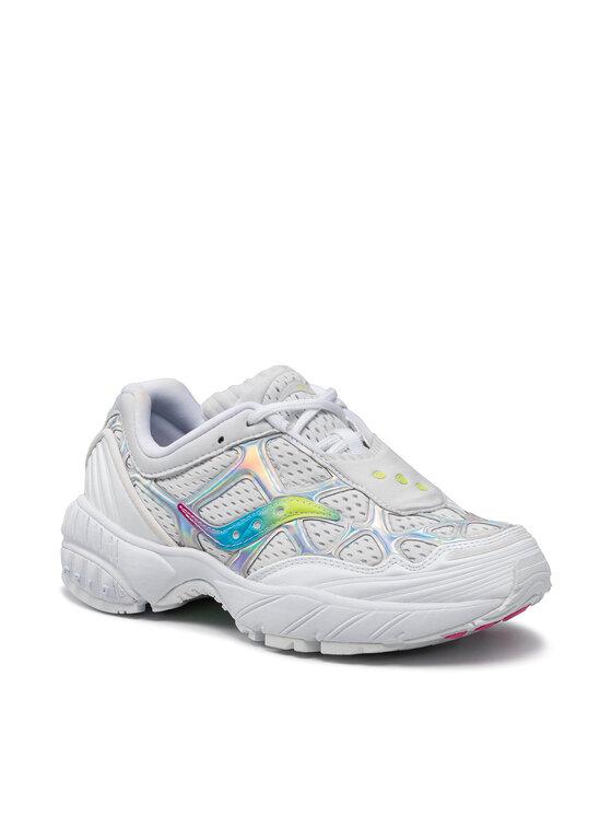 Saucony Laisvalaikio batai Grid Web S70492-1 Balta