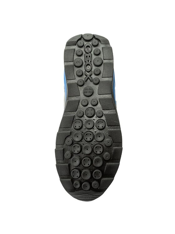 Geox Geox Kotníková obuv J Orizont B Abx A J640BA 0AUCE C0069 D Šedá