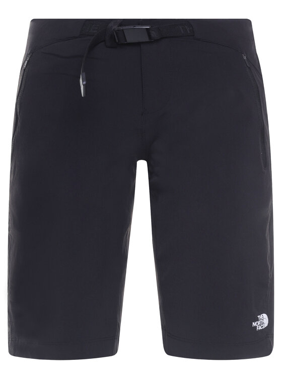 The North Face The North Face Szorty sportowe Speedlight NF00A8SKKY41 Czarny Regular Fit