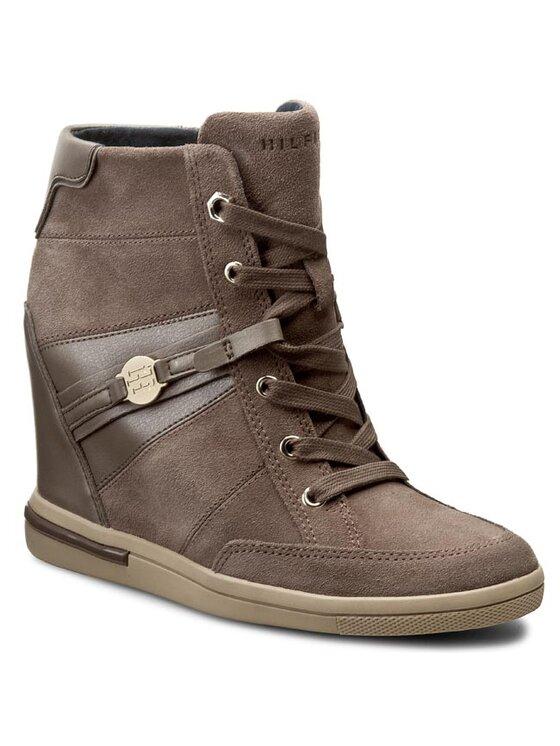 Tommy Hilfiger Tommy Hilfiger Sneakers Sebille 19C FW56821696 Maro