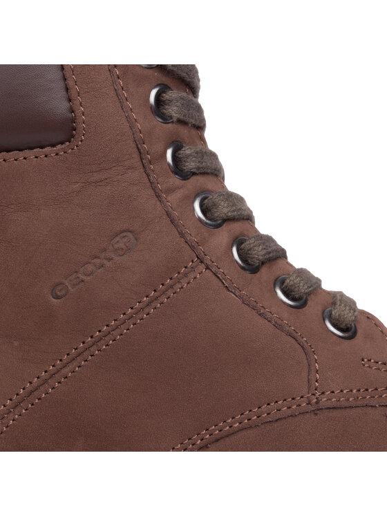 Geox Geox Ορειβατικά παπούτσια J Navado B. A J845HA 032BC C6677 D Καφέ