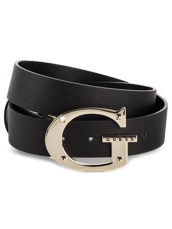 Guess Guess Dámský pásek Camila Belts BW7217 VIN35 Černá