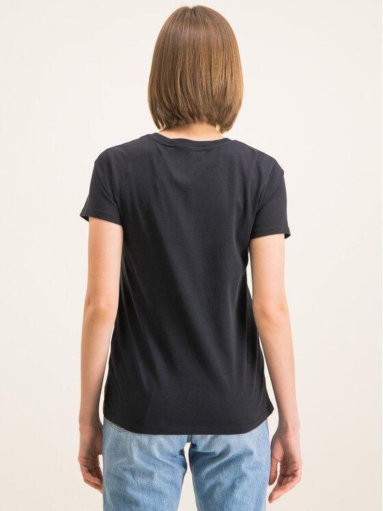 Levi's Levi's T-Shirt Perfect Graphic Tee 17369-0783 Μαύρο Regular Fit