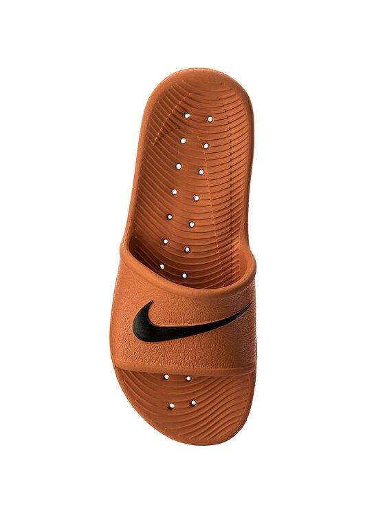 Nike Nike Šľapky Kawa Shower 832528 800 Oranžová