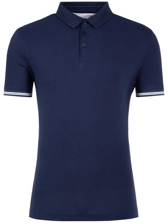 Joop! Jeans Joop! Jeans Polo marškinėliai 30014378 Tamsiai mėlyna Regular Fit