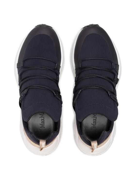 Max Mara Max Mara Sneakers Raissa 476113166 Bleumarin