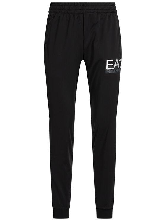 EA7 Emporio Armani EA7 Emporio Armani Sportinis kostiumas 6GPV58 PJ08Z 1200 Juoda Regular Fit
