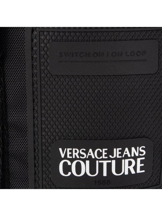 Versace Jeans Couture Versace Jeans Couture Övtáska E1YZAB44 Fekete