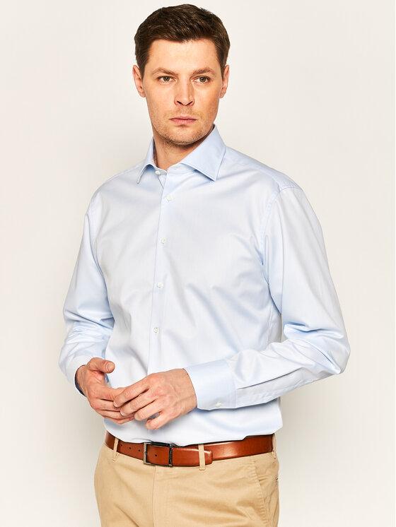 Stenströms Marškiniai 602771 1467 Mėlyna Slim Fit