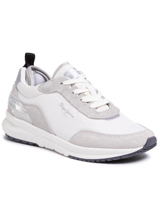 Pepe Jeans Pepe Jeans Sneakersy N22 Summer PGS30449 Biały