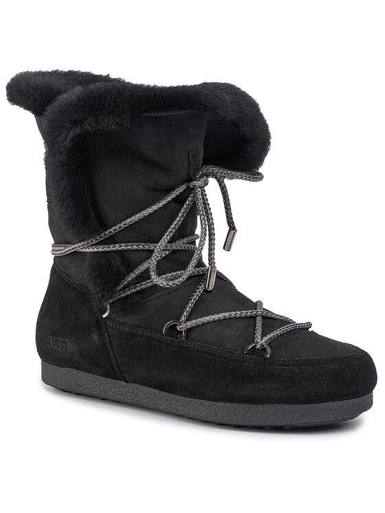 Moon Boot Sniego batai Far Side High Shear 242007004 Juoda