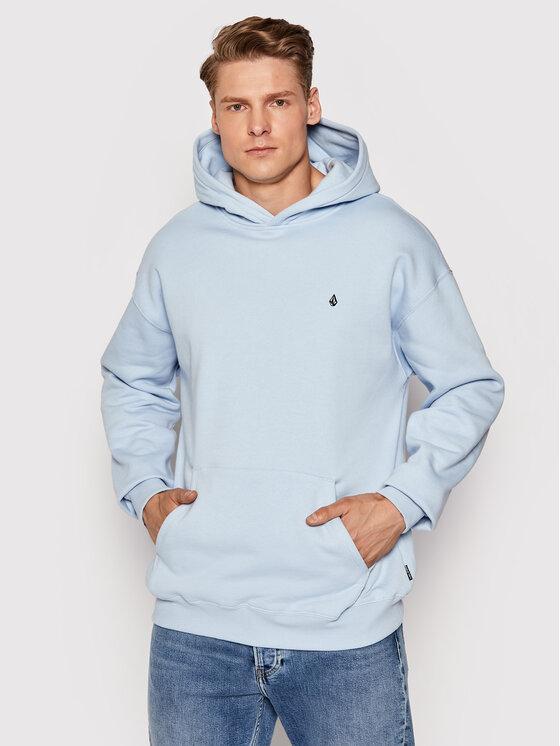 Volcom Džemperis Erith A4112110 Mėlyna Regular Fit