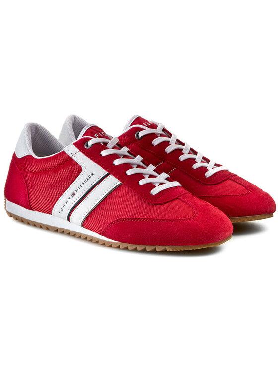 Tommy Hilfiger Tommy Hilfiger Sneakersy Branson 5D FM56818975 Czerwony