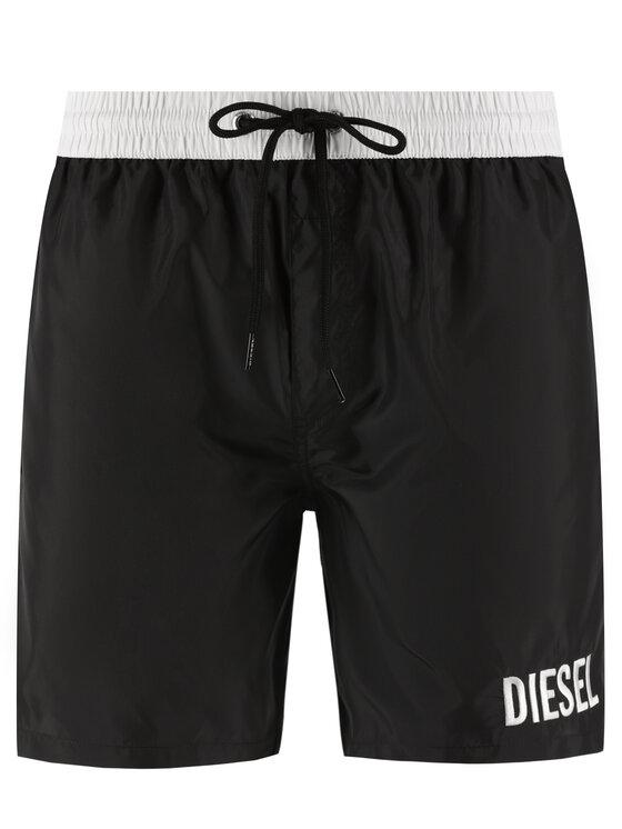 Diesel Diesel Szorty kąpielowe Wave 2.017 00SV9U 0PAZD Czarny Regular Fit