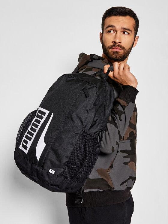 Puma Puma Plecak Plus Backpack II 075749 14 Czarny
