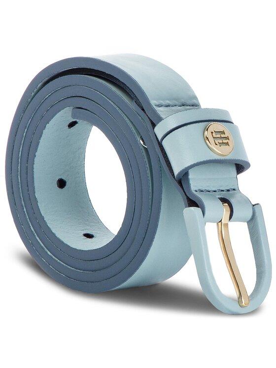 Tommy Hilfiger Tommy Hilfiger Дамски колан Classic Belt 2.5 AW0AW06544 Син