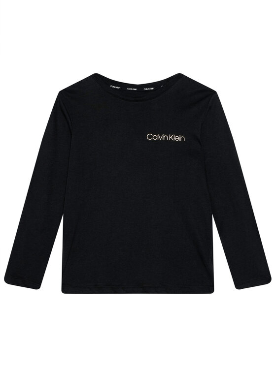 Calvin Klein Underwear Calvin Klein Underwear Pyžamo B70B700280 Černá
