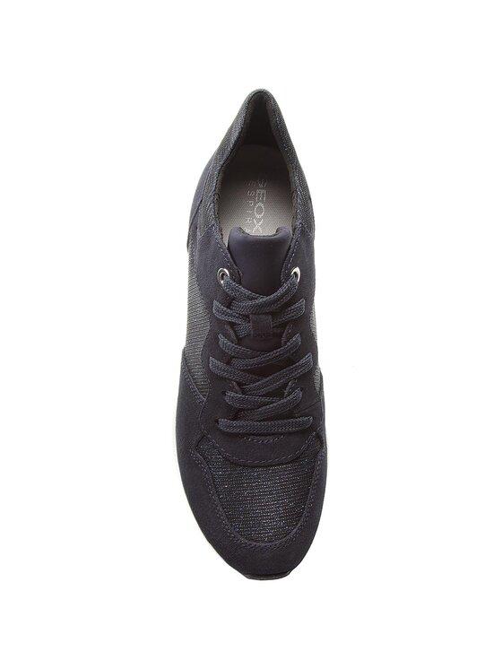 Geox Geox Sneakers D Zosma C D828LC 022EW C4002 Blu scuro
