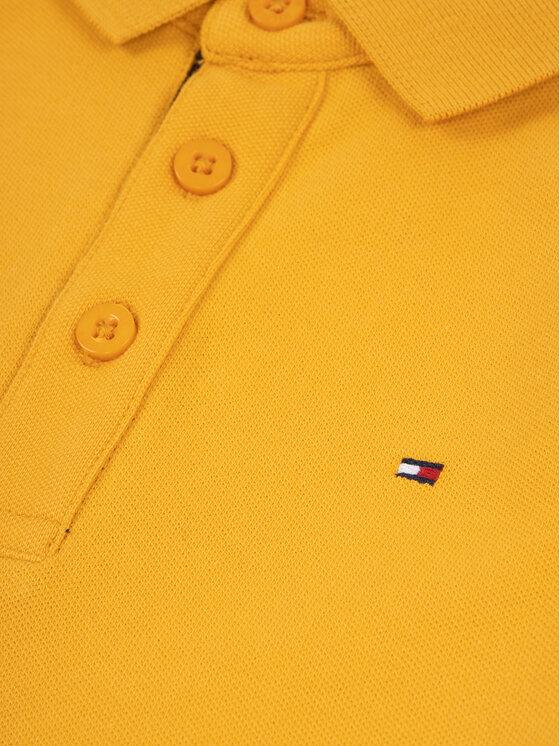 Tommy Hilfiger Tommy Hilfiger Polo Essential KB0KB05434 M Giallo Regular Fit