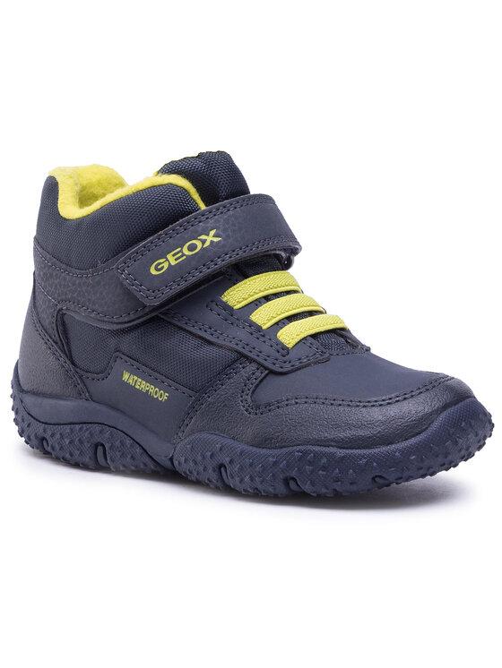 Geox Auliniai batai B Baltic B.Wpf A B0442 A0CEFU C4002 M Tamsiai mėlyna