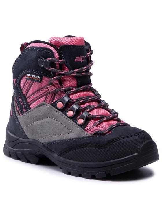 Alpina Turistiniai batai Alv Jr 6428-4K Rožinė