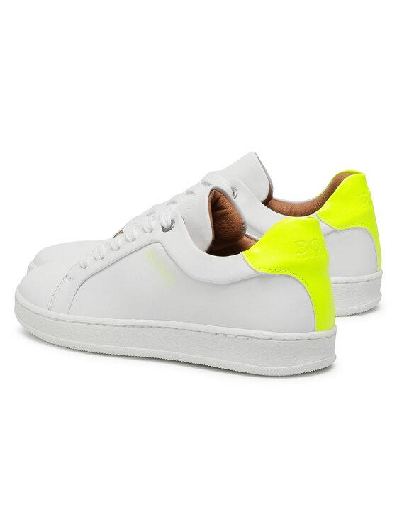 Boss Boss Sneakersy J29222 D Biały