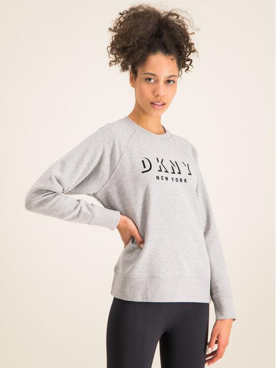 DKNY Sport Džemperis DP9T7096 Pilka Regular Fit