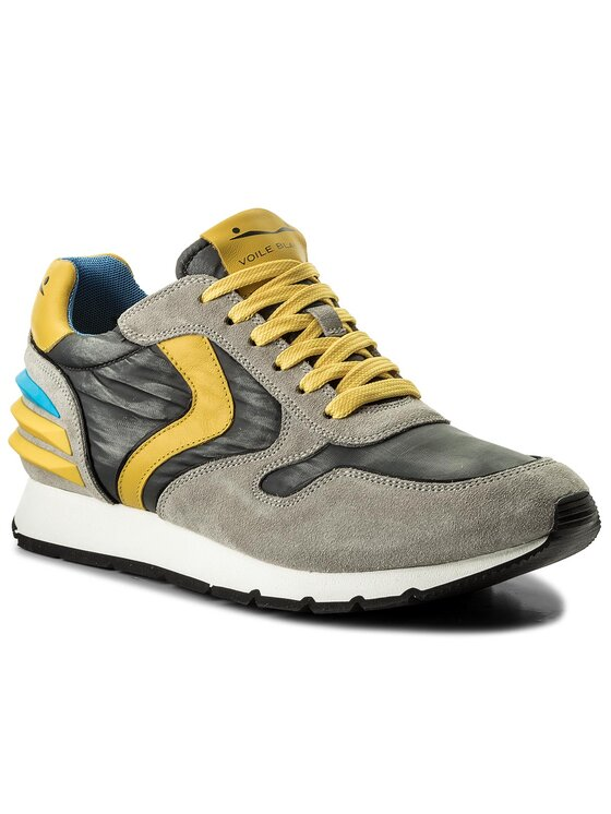 Voile Blanche Voile Blanche Sneakersy Liam Power 0012012246.03.9125 Sivá