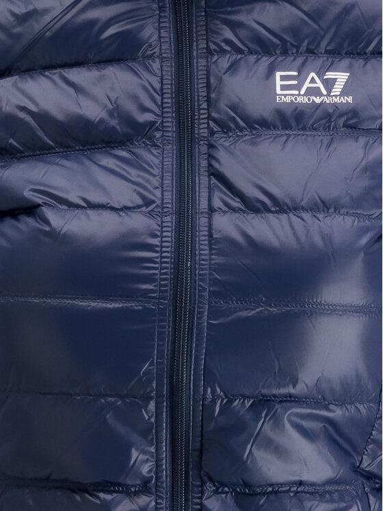 EA7 Emporio Armani EA7 Emporio Armani Пухено яке 8NTB13 TN12Z 1554 Тъмносин Regular Fit