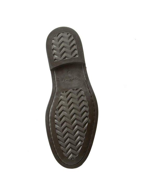 Gant Gant Členková obuv s elastickým prvkom Oscar 13653406 Tmavomodrá