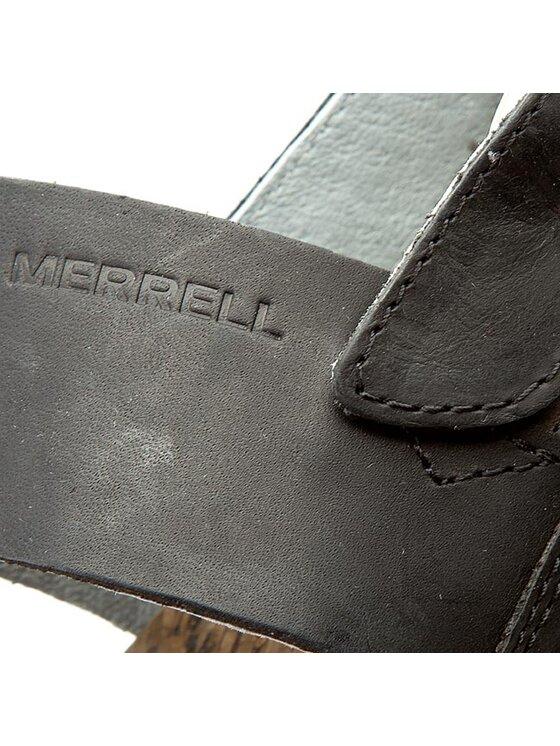 Merrell Merrell Sandali Around Town Backstrap J55540 Nero
