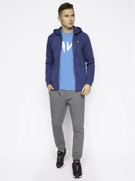 NIKE NIKE Суитшърт Sportswear Optic 928475 Син Standard Fit
