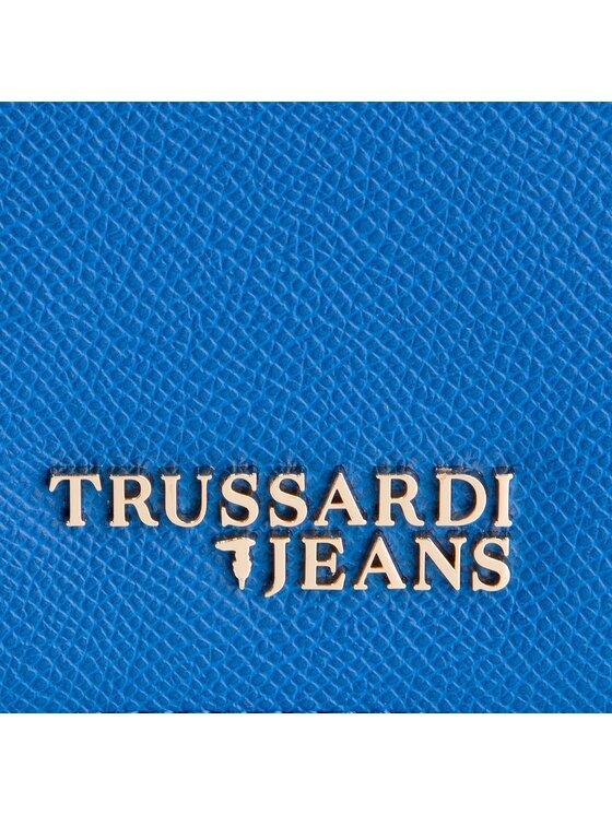 Trussardi Trussardi Jeans Torebka T-Easy Light 75B00699 Granatowy